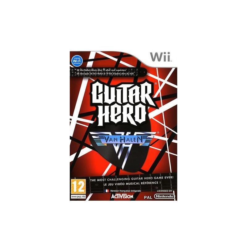 Guitar Hero : Van Halen Wii