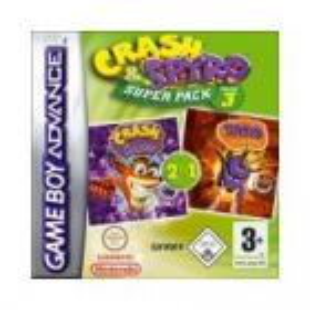 Pack Crash / Spyro 3 GBA