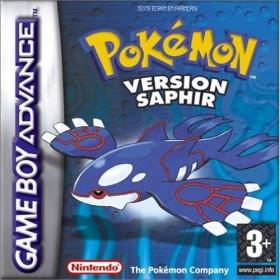 Pokémon Version Saphir...