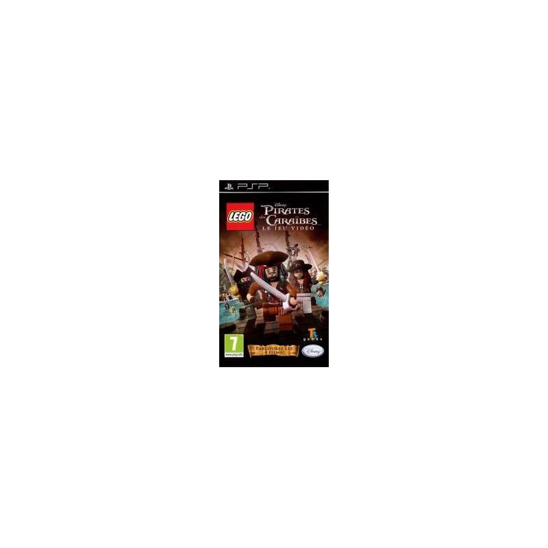 LEGO Pirates des Caraïbes PSP