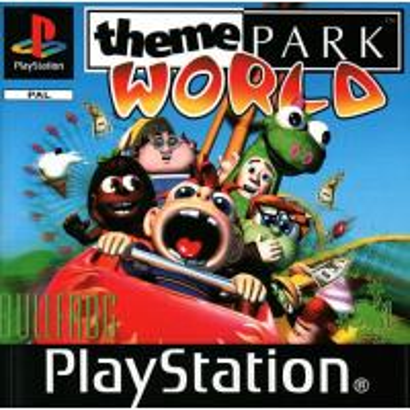 Theme Park World PS1