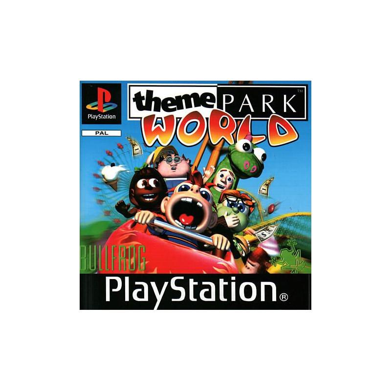 Theme Park World PSX
