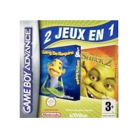 Pack 2 jeux : Shrek 2 +...