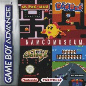 Namco Museum en boite GBA