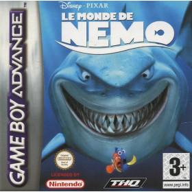 Le Monde de Nemo en boite GBA