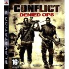 Conflict : Denied Ops PS3