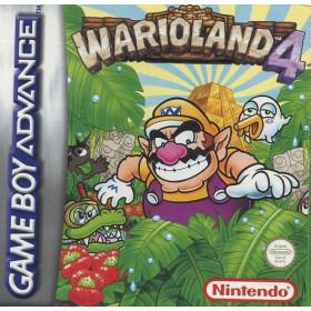 Warioland 4 GBA