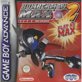 Bomberman Max 2 Red Advance...