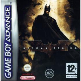 Batman Begins GBA