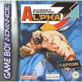 Street Fighter Alpha 3 GBA
