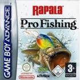 Rapala Pro Fishing GBA