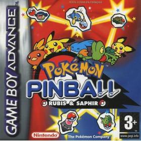 Pokémon Pinball : Rubis &...
