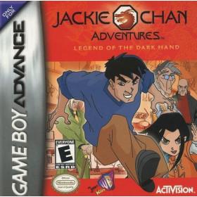 Jackie Chan Adventures GBA