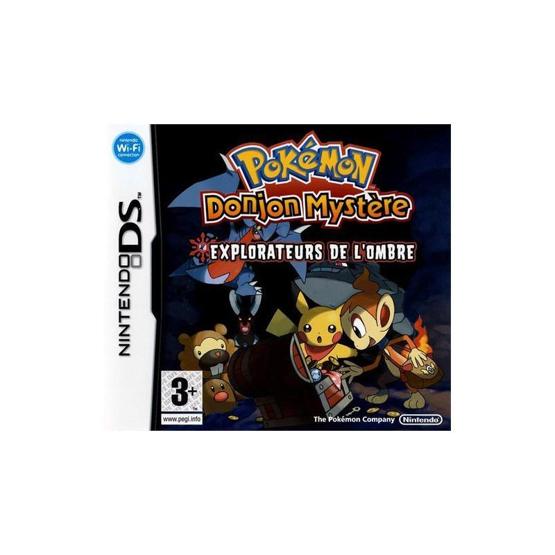 Pokémon Donjon Mystère : Explorateurs de l'ombre DS
