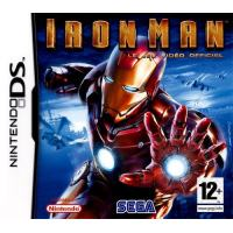 Iron Man DS