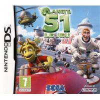 Planet 51: The Game DS