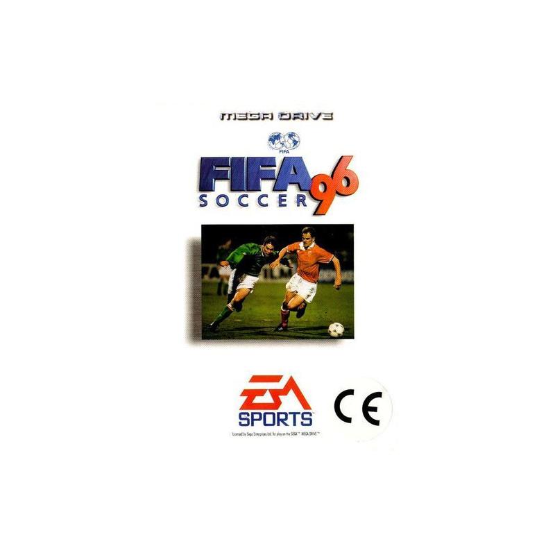 FIFA Soccer 96 MD