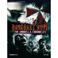 Resident Evil The Umbrella Chronicles Guide Officiel
