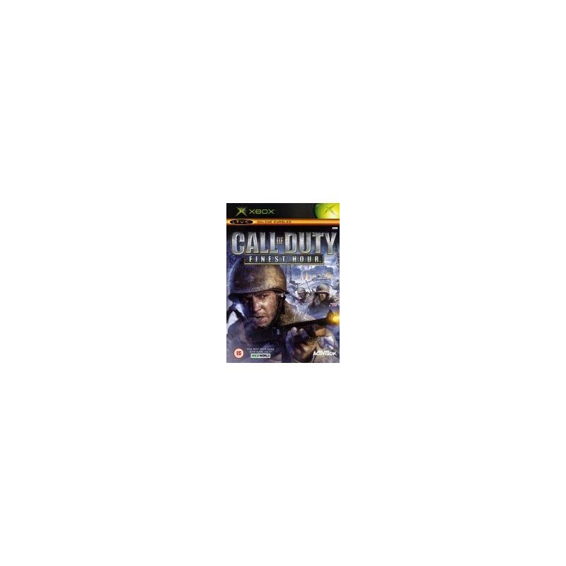 Call of Duty : Le Jour de Gloire Xbox