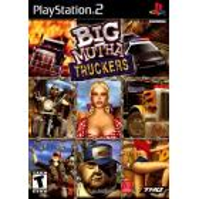 Big Mutha Trucker PS2