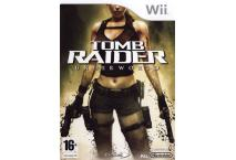 Tomb Raider Underworld WII