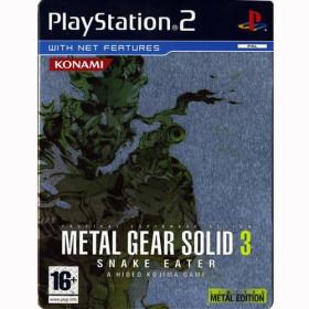 Metal Gear Solid 3 Snake...