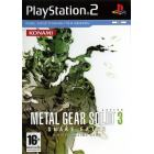 Metal Gear Solid 3 Snake...