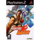 Capcom Fighting Jam PS2