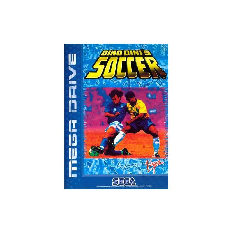 Dino Dini's Soccer en boîte MD