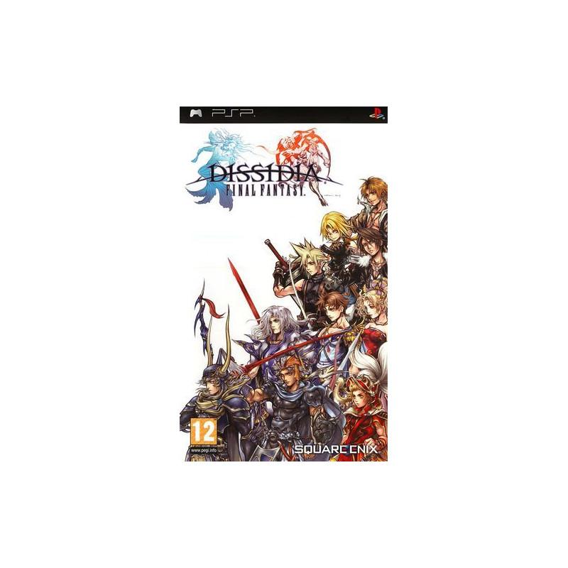 Final Fantasy : Dissidia D-PSP