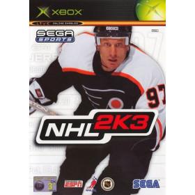 NHL 2K3 Xbox