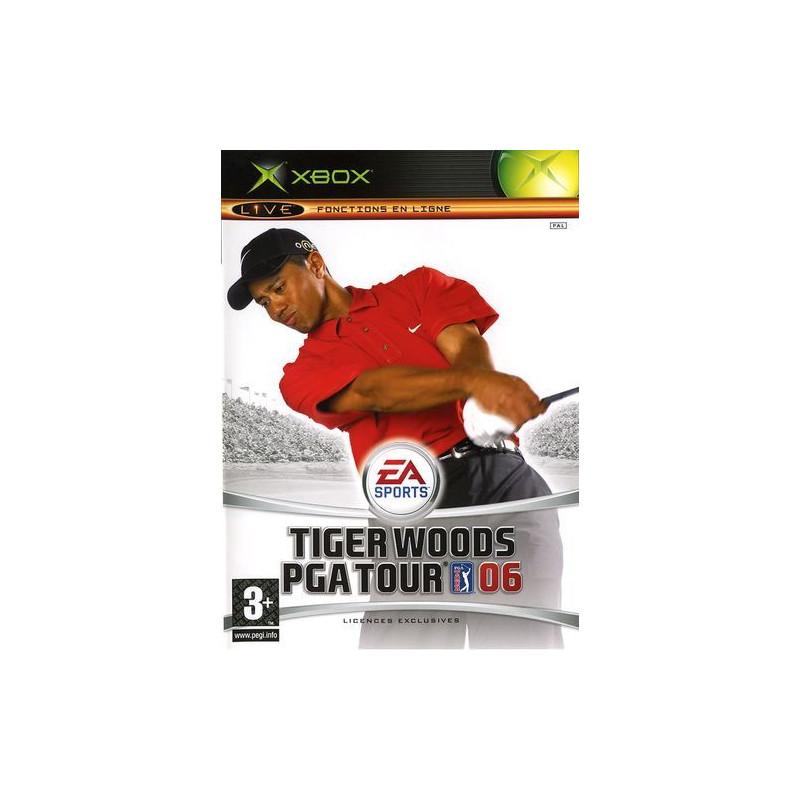 Tiger Woods PGA Tour 2006 Xbox