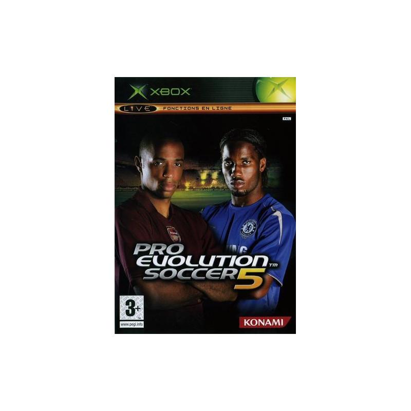 PES 2005 : Pro Evolution Soccer Xbox
