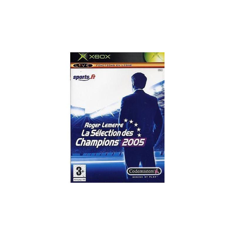 Roger Lemerre : La Sélection des champions 2005 Xbox