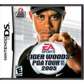 Tiger Woods PGA Tour 2005 DS