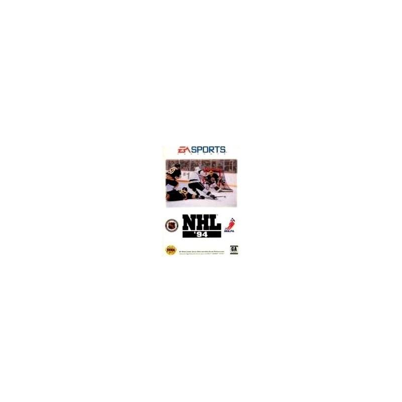 NHL 94 en boîte MD