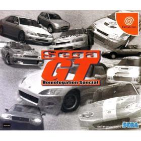 Sega GT DC