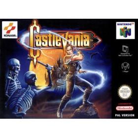 Castlevania 64 en boite N64