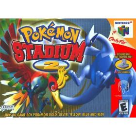 Pokémon Stadium 2 en boite N64