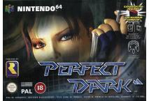 Perfect Dark en boite N64
