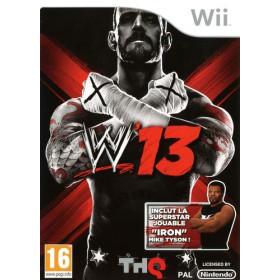 WWE 13 Wii
