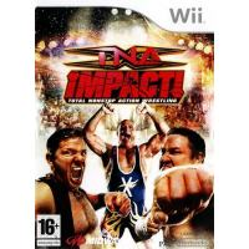 TNA Impact! Total Nonstop Action Wrestling Wii