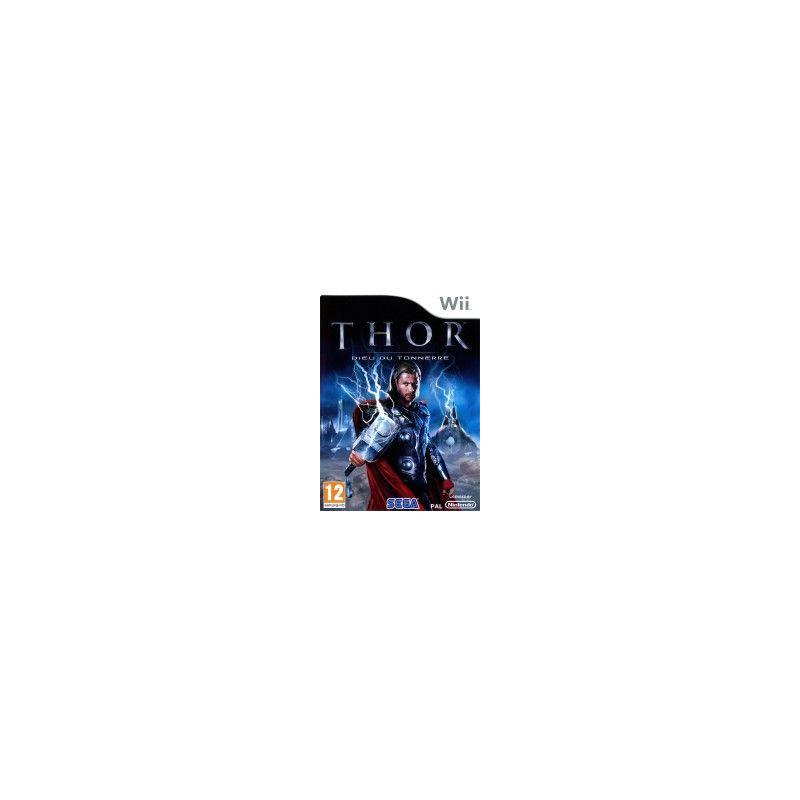 Thor : Dieu du tonnerre WII
