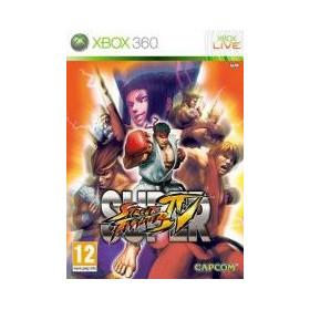 Super Street Fighter 4 Xbox360