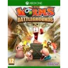Worms Battlegrounds XboxONE