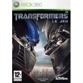 Transformers : Le Jeu Xbox360