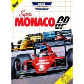 Super Monaco GP en boîte MS
