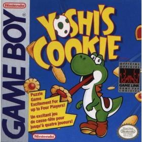 Yoshi's Cookie GB