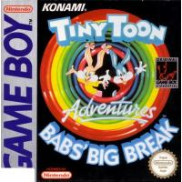Tiny Toon Adventures : Babs' Big Break GB