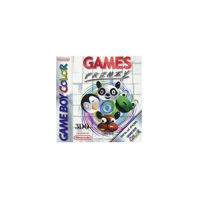 Games Frenzy GBC
